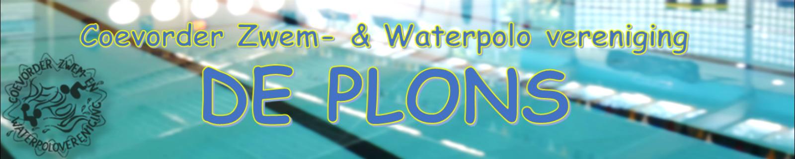 Zwem en Waterpolo vereniging De Plons Coevorden