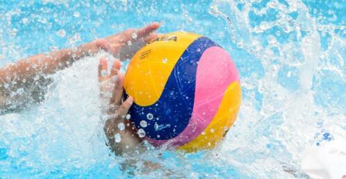Waterpolotraining voor de zwemmers