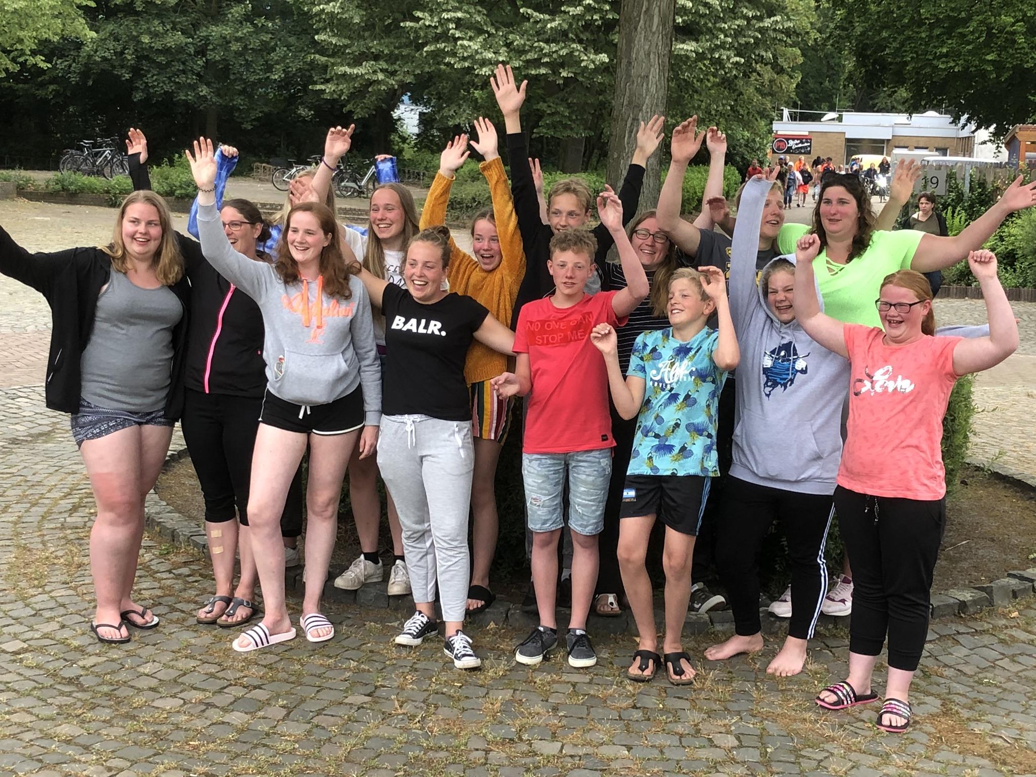 Verslag WASPO-toernooi Nordhorn